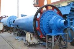 四川成都183*7米的白灰球磨机设备生产